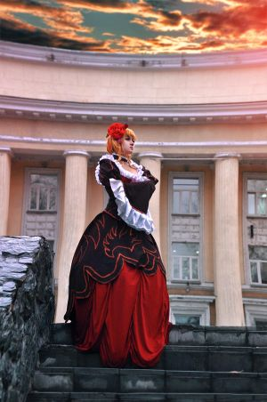 Beatrice - cosplay - 8 by Dokura-chan