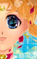 Sailor Moon eye by Pillara