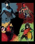 Sons of Batman by COLOR-REAPER