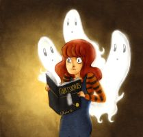 Ghost Stories by Ellie-Ant