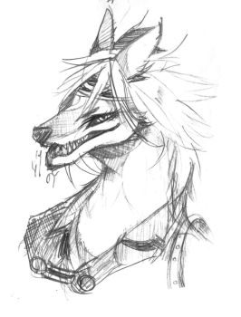 Sketch Character! by BlackYinpoint