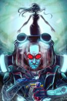 Mr. Freeze : Cold Obsession by ExiledChaos