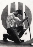 Hugh Jackman - The Wolverine by Pritchenko