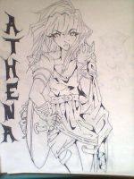 athena by keinjuhyperlink