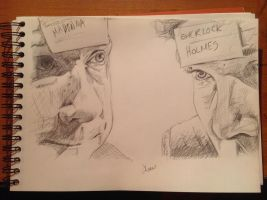 Sherlock-Who Am I? by SheenaBeresford
