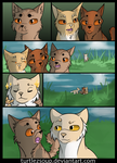 Mysterious comic page [final version!] by TurtlezSoup
