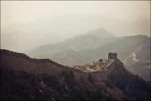 Great Wall of China 1 by slumberdoll