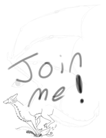 Join me! -Dragon design-CLOSED by CrystalCircle