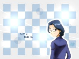 Kido Jou Wallpaper by c-sacred