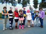 Pokemon Trainers by xXxHannahxXx