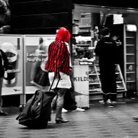 Selective Red 2 by esbenlp