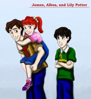 NG - The Potters by DKCissner