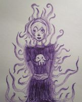 Grimdark Rose by Theanimalparade