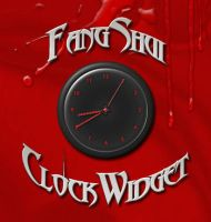 FangShui Analog Clock by k1ow3
