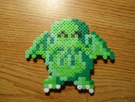Cute Chibi Cthulhu by PixelsandStitches