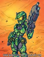 HALO Colors Fem Spartan 699 by Warhound-CMP