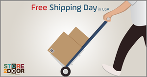 Free Shipping Day in USA by YouSiiF