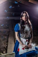 Alice: Madness Returns by Shinkarchuk