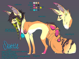 Seattle Reference Sheet by Mirandarin