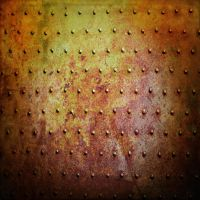 Rusty Bolted Texture 07... by the-night-bird