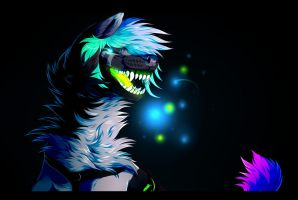 - inert monatomic - SPEEDPAINT by r-ior