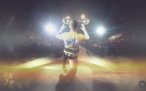 CM Punk Wallpaper by Mr-Enjoy