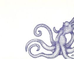 Tentacles. by geniebeans