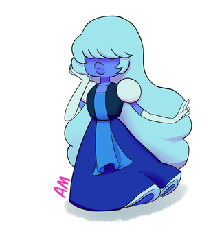 Sapphire by AngeliccMadness