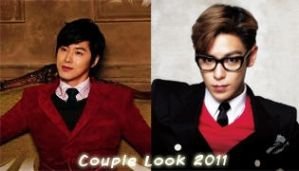 Yunho vs. TOP by Min-rotic