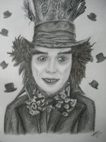 Mad Hatter by twinkelsparky1