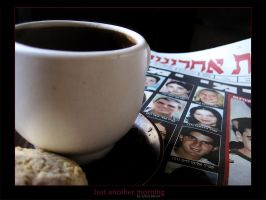 Just another morning by gilad