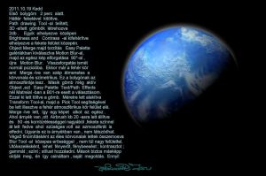 Blue Planet by Pujc