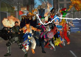 XNALARA: Ultimate Alliance by GEEKINELL