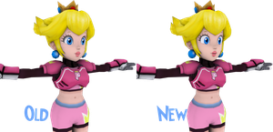 Newpeach by Luigimariogmod