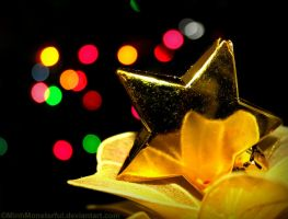 Star - Bokeh by MinhMonsterful
