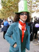 Lucca 08 - 0 The Fool by rieta
