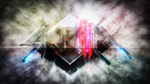 Wallpaper ~ Skrillex Logo. by Mackaged