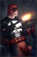 Deadpool by Memed