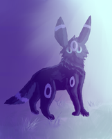 Umbreon by AuroraPaws