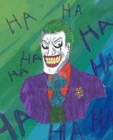 the joker by miedo128
