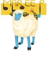 Mareep by wiccimm