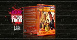 ECW Super Summer Sizzler Spectacular DVD Cover by Golden-City-Saint