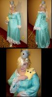 Rosalina Cosplay by AkiAmeko