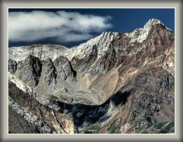 High Sierras by papatheo