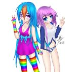 2 girls by Prince-Macka