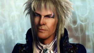 WIP Daivd Bowie as Jareth by DigiAvalon