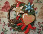 My Gingerbreads wish you a merry Christmas by Diotima96