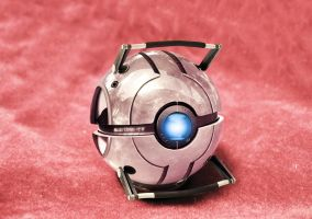 The Wheatley Pokeball by wazzy88