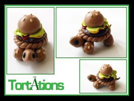Little Mac the Tiny Tort by Tortations