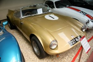Elva Courier 2 by smevcars